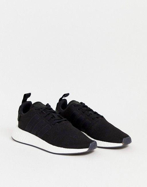 adidas Baskets NMD R2 CQ2402 Core Black