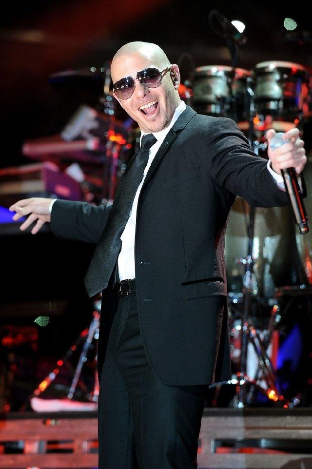 see Pitbull in concert-  #mr305 #Armando Pérez