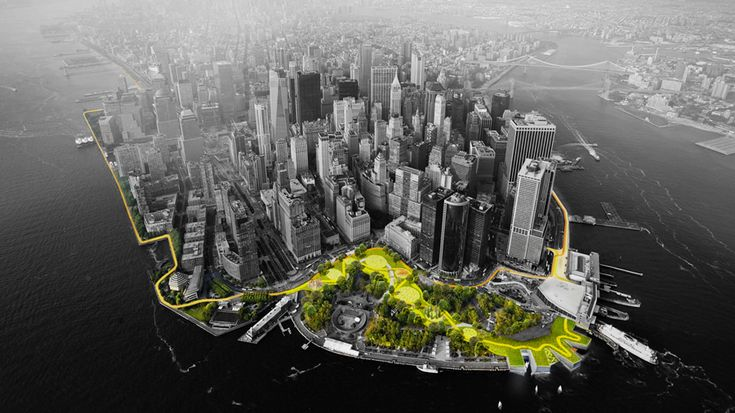 Architects, engineers compete to save the New York coastline | PBS NewsHour