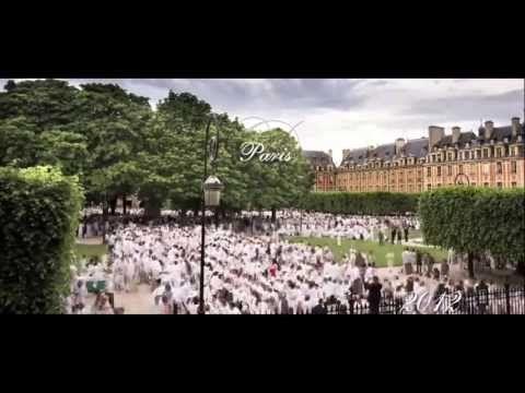 Le Dîner en Blanc International - English Version - YouTube