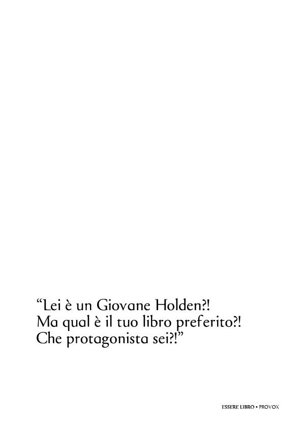 ESSERE LIBRO (Provox • 15 Nov.) http://blogprovox.tumblr.com/post/46543871245/essere-libro