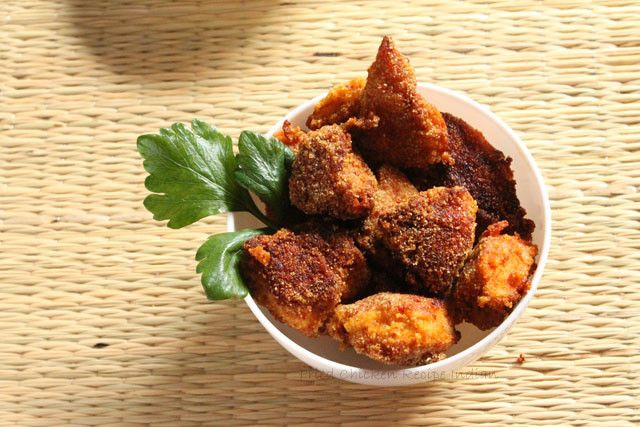 Fried Chicken Recipe Indian, How to make Chicken Fry Recipe