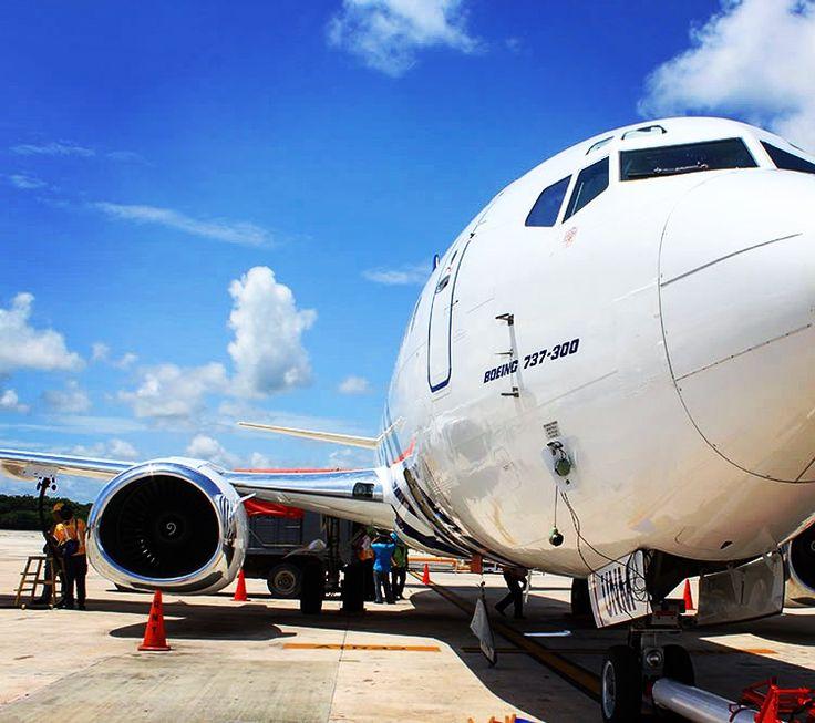 ¡Tanques llenos: Corazón contento!  #Aviación #Aviones #Aviation