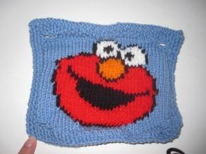 Sesame Street Knitting Patterns