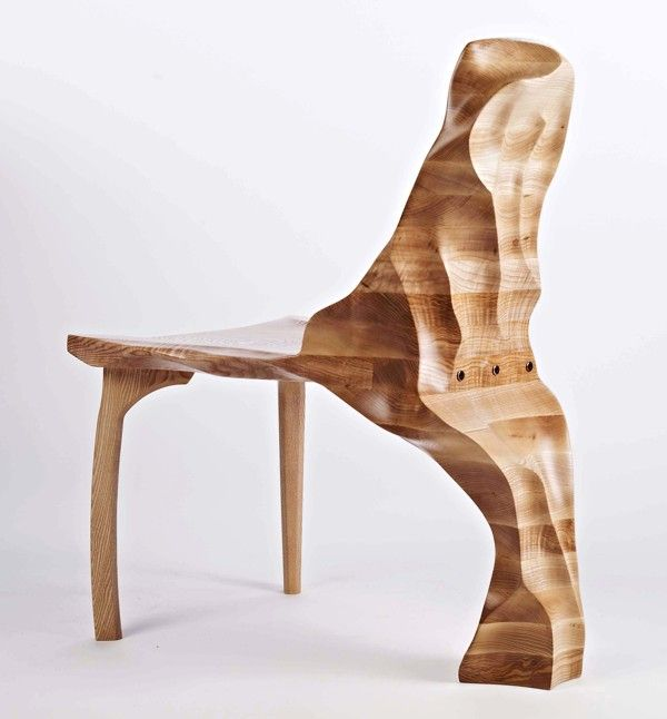 The Ray Chair By George Habibi To See More Visit Design Durability Tumblr