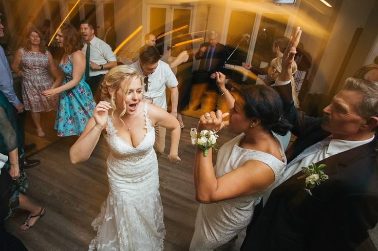 The best way to get your wedding guests on the dance floor (other than great music, of course) is to get out on the dance floor yourselves!  #bride #dance #wedding #weddingdance #fun #dj #weddingdj #folsomdj #californiadj #billpencemusic