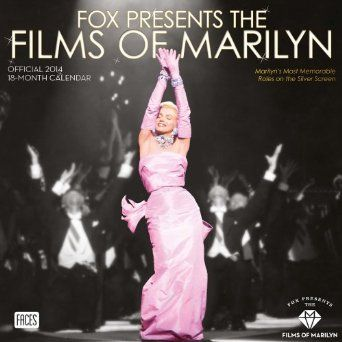 A new calendar celebrating Marilyn's film career at 20th Century Fox http://www.amazon.co.uk/Marilyn-Movies-Calendar-Browntrout-Publishers/dp/1465016414
