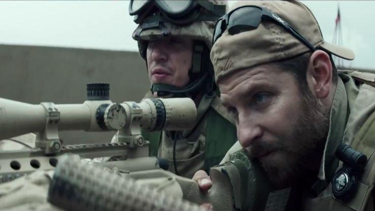 American Sniper Recaudó 90 Millones De Dólares En El Fin De Semana #Video