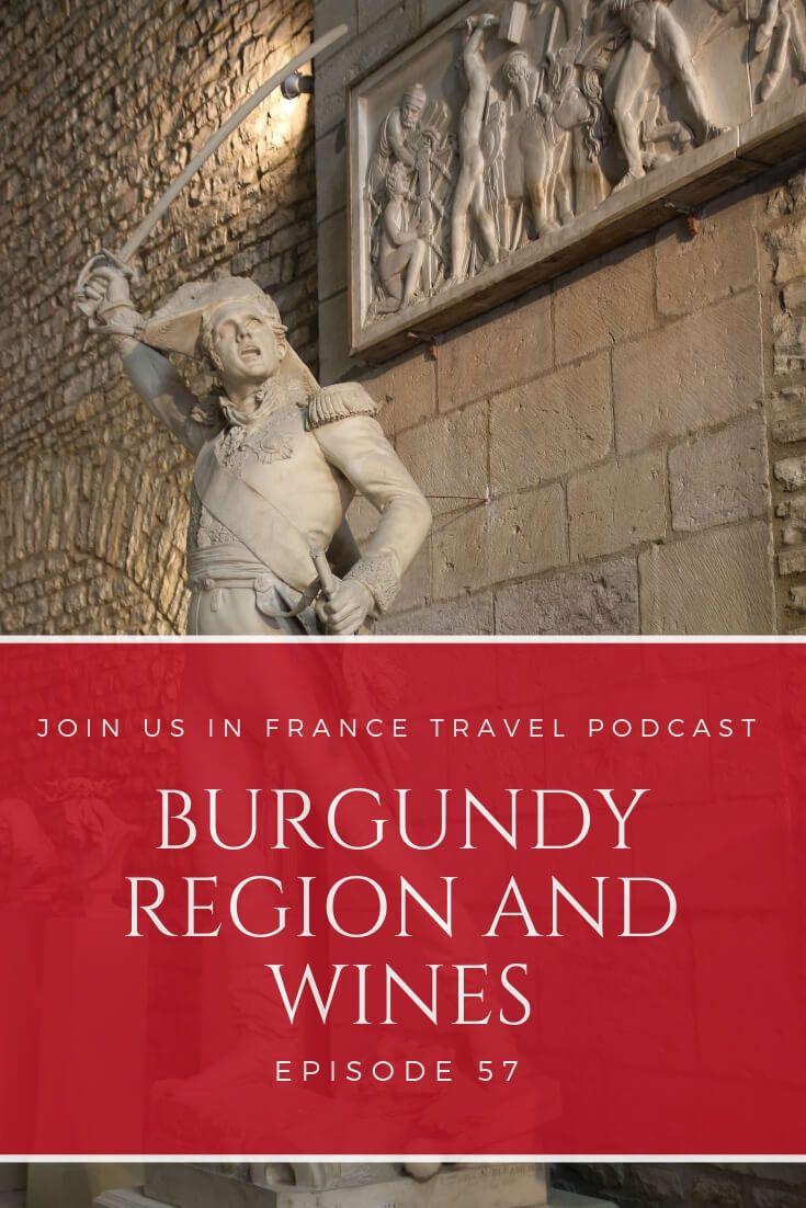 Pin On The Burgundy Region In France Aka Bourgogne