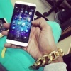 Soulja Boy Instagrams photo of BlackBerry Z10 running Skype Beta | CrackBerry.com