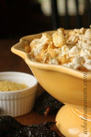 Dorito Popcorn Recipe