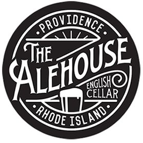The Alehouse - English Cellar - Providence Rhode Island - Logo Design Inspiration