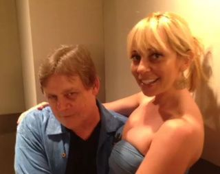 """We can't stop watching this Mark Hamill """"Joker And Harley Quinn"""" Vine"""