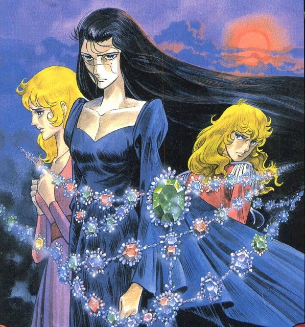 Riyoko Ikeda, TMS Entertainment, Rose of Versailles, Oscar François de Jarjayes
