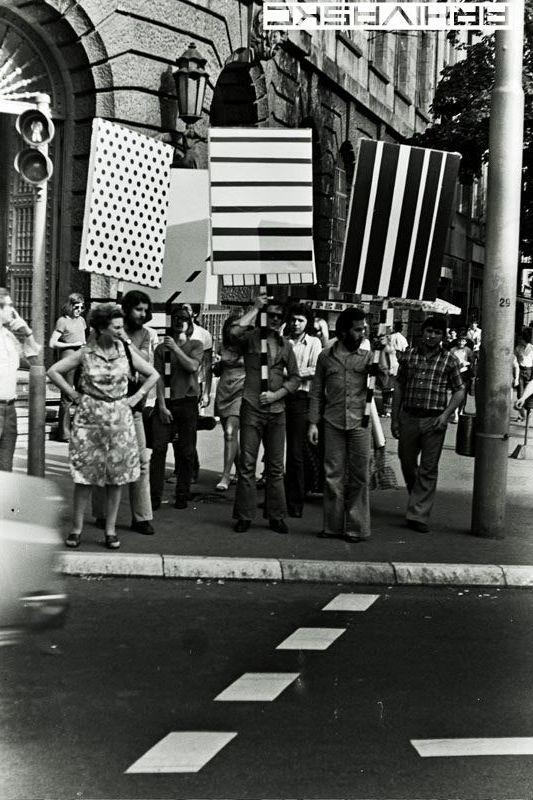 Grupa TOKConceptual Art, Digital Art, Serbian Art, Art Group, Public Art, Grupa Tok, Performing 1973, Art Projects, Art Based