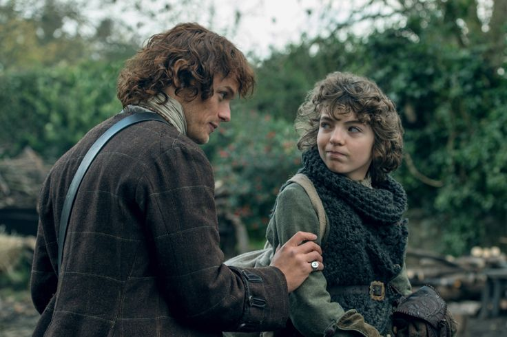 Some of Jamie Fraser's Best Moments from A Kiss At Midnight Reviews #Outlander Jamie Fraser