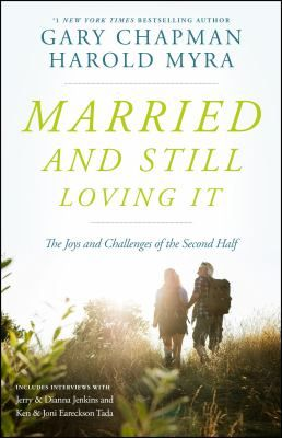In Married and Still Loving It, renowned relationship expert Gary Chapman and Harold Myra, longtime CEO of Christianity Today International, offer wise counsel and practical insight on making your marriage thrive during these years. Real couples share honestly about their joys and struggles, including Jerry and Dianna Jenkins and Ken and Joni Eareckson Tada, who talk movingly about their marital journeys.