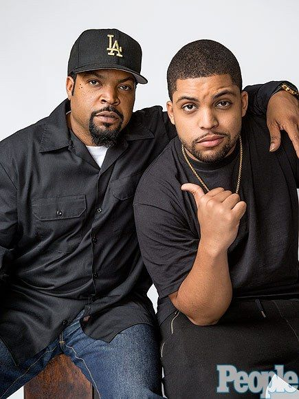 O'Shea Jackson Jr. couldn't rely on his uncanny resemblance to dad Ice Cube to land the lead in the N.W.A biopic