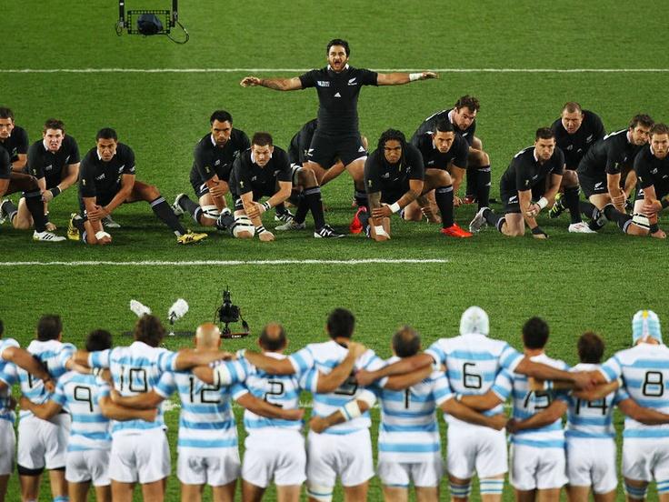 All Blacks vs Los Pumas 2011 RWC