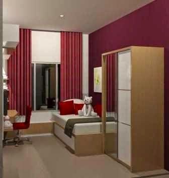 ARADES LIVING - FURNITURE & INTERIOR: Bedroom Penggilingan