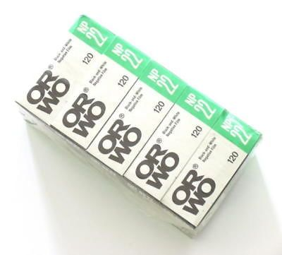 NEW OLD STOCK ORWO GERMAN FILM SEALED 10PCS NP 22 * - http://hooligansentertainment.com/2014/01/30/new-old-stock-orwo-german-film-sealed-10pcs-np-22/