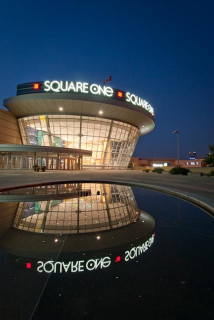 With over 300 stores Square One Shopping Mall is a hop skip and a jump away.