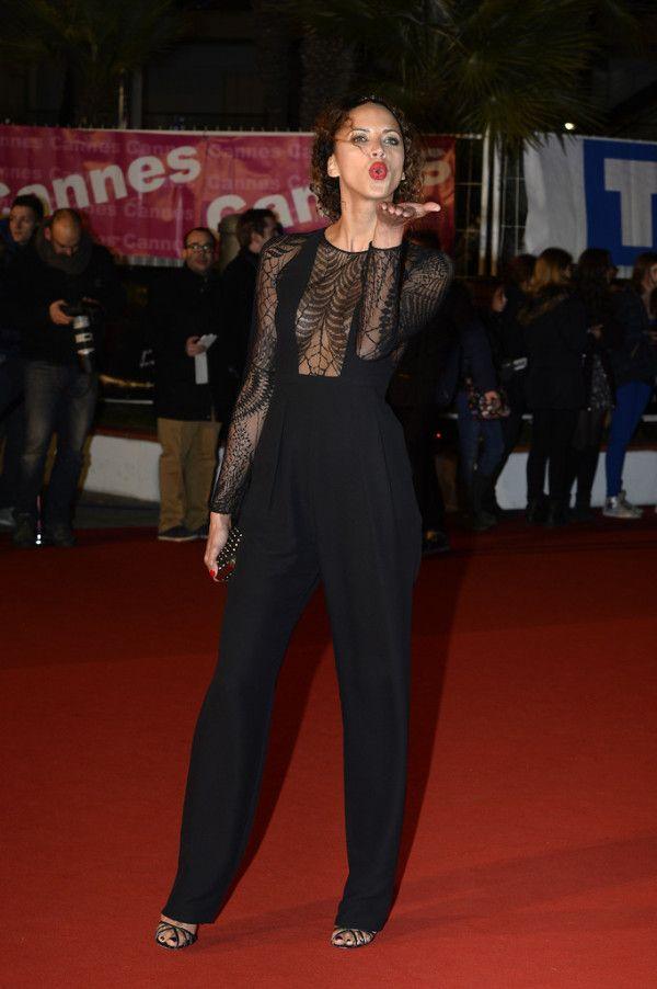 Noemie Lenoir 2013 NRJ Music Awards