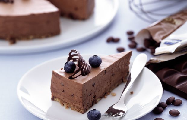 Chocolate cheesecake (swedish recipe)