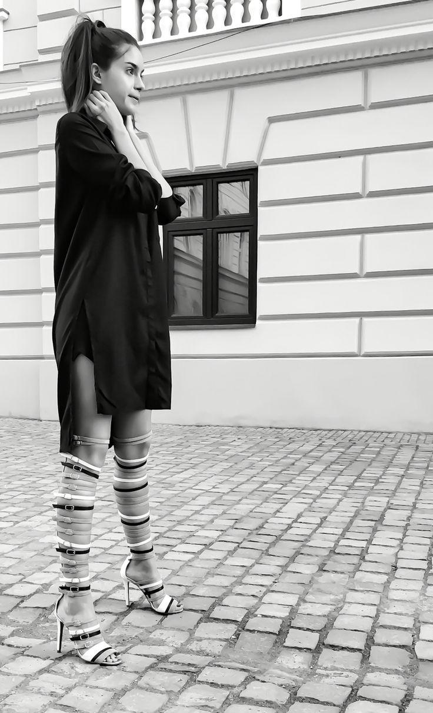 #handmadeshoes 2016 #summer black and white fashion