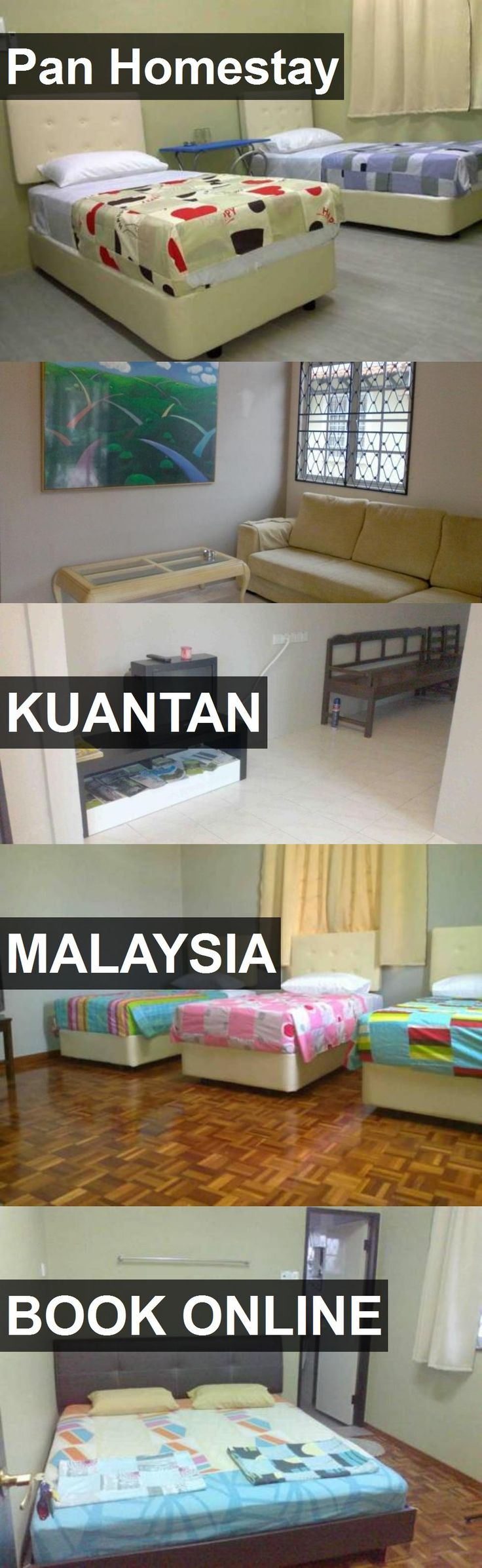 Hotel Pan Homestay in Kuantan, Malaysia. For more information, photos, reviews and best prices please follow the link. #Malaysia #Kuantan #travel #vacation #hotel