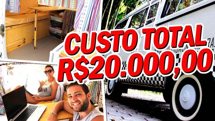 🔴 TOUR PELA NOSSA CASA DE VOLTA AO MUNDO 🔴 FAÇA VOCÊ MESMO - DIY - MOTOR...