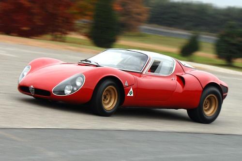 Fueledbypetrol:Alfa Romeo 33 Stradale.