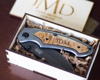Groomsmen Knife Personalized Pocket Knives For