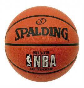 BALON BALONCESTO SPALDING NBA SILVER