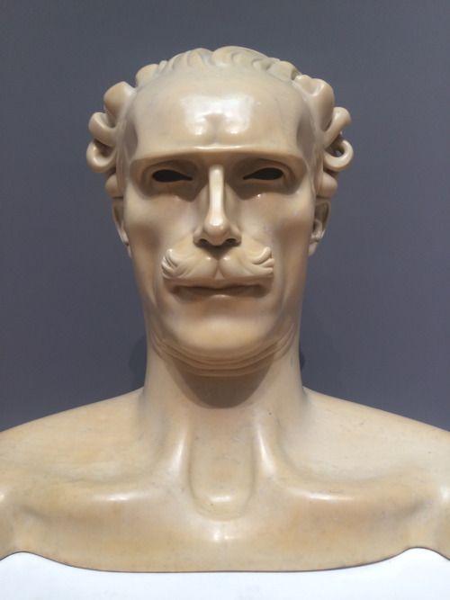 Maestro Arturo Toscanini by Adolfo Wildt (It. 1868-1931) 1924