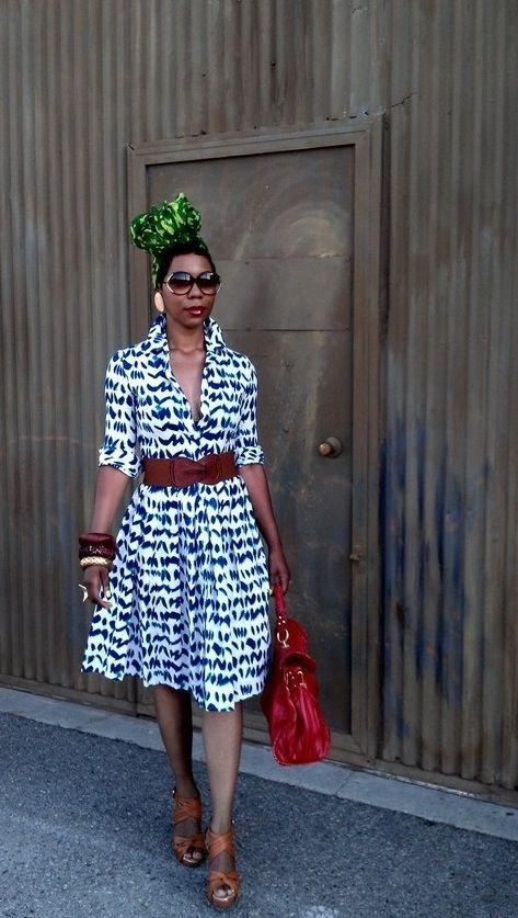 How To Rock African Prints | Clutch Magazine  #ItsAllAboutAfricanFashion #AfricaFashionShortDress #AfricanPrints #kente #ankara #AfricanStyle #AfricanFashion #AfricanInspired #StyleAfrica #AfricanBeauty #AfricaInFashion