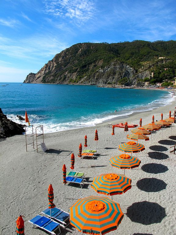 Stop for a swim in Lake #Garda as you ride along the shore with VBT. #Italy #Beach
