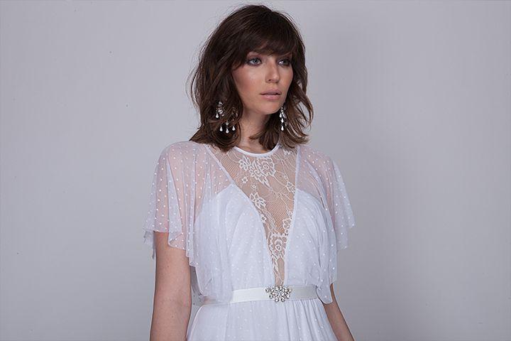 Bridal Style: Barzelai 'Burning Man Inspired' Summer Collection 2017