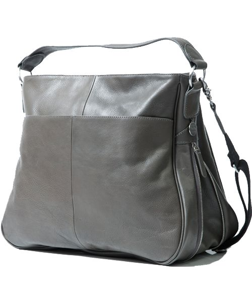 PacaPod | Sydney Charcoal, Designer Baby Changing Bag