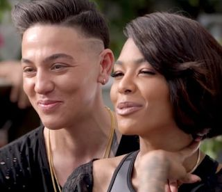 """AD Diggs Net Worth - Moniece's Girlfriend  AD Diggs net worth is $100000. In episode 6 of Love and Hip Hop Hollywood's fourth season """"Shady Ladies"""" AD tries to bring Moniece Slaughter and Tiffany Campbell together. AD and Moniece are in a relationship and Tiffany is one of AD's best friends. Tiffany doesn't think Moniece is really a lesbian.  Annette AD Diggs is a hustler. She was born on June 16 1983 in Brooklyn New York. She is the founder and CEO of DiggTheKicks an apparel line that's on…"""