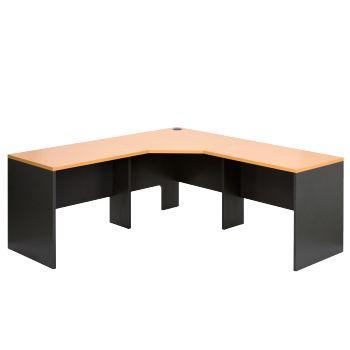 Velocity Workstation  $489  Size: 1800 l x 750/600 d x 720 h - Office Desk http://keenoffice.com.au/product/velocity-workstation/
