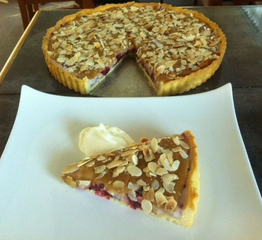 Deejay's Heavenly Summer Tart #KiwiFaves