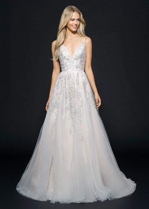 KleinfeldBridal.com: Hayley Paige: Bridal Gown: 33501925: A-Line: Natural Waist