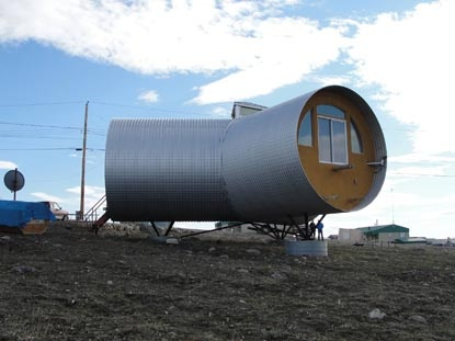 Pond Inlet Home, Pond Inlet by Richard Carbonnier (2008).