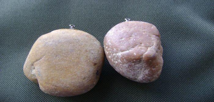 Ciężarki z kamienia