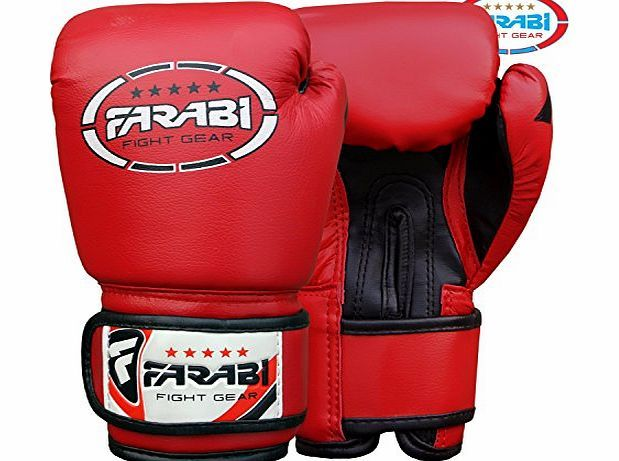 Farabi Sports 4oz Kids Boxing Gloves Junior Mitts mma Synthetic Leather Sparring Gloves Blue Farabi sports 4-oz boxing gloves made with mex rex leather material. Inside Pu moulded machine. Velcro wrist closure strapperfect for training , sparring, (Barcode EAN = 5060235483233). http://www.comparestoreprices.co.uk/boxing-equipment/farabi-sports-4oz-kids-boxing-gloves-junior-mitts-mma-synthetic-leather-sparring-gloves-blue.asp