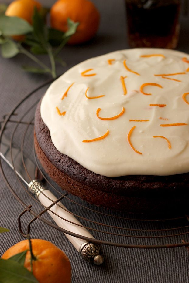 'Kinnie' chocolate orange cake, a truly made in Malta cake but a recipe that travels worldwide if you're yearning for a chocoholic delight!