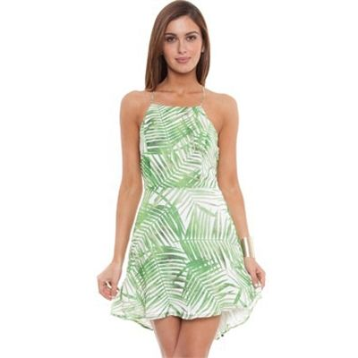 Bardot Palm Spring Dress in Print - Fashion Brand Sale au$89.95