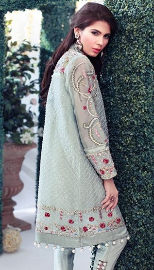 Farida Hasan Formal Wear Royal Dresses Collection 2015 11