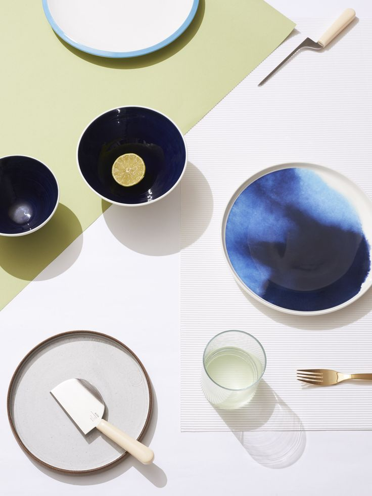 <p>Photographer Emma Engkvist and props stylist Clare Piper shot this series of images which feature an edited collection of ceramics by smaller London makers based at Turning Earth and tabletop produ